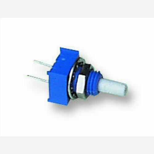 BOURNS 3310P-001-103L  Rotary Potentiometer, Sealed Panel Control, 3310P Series, 10 kohm, Linear, 1, 250 mW, Panel