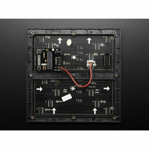 Nootropic RGB Matrix Backpack Kit for 32x32  16x32 Panel [v2]