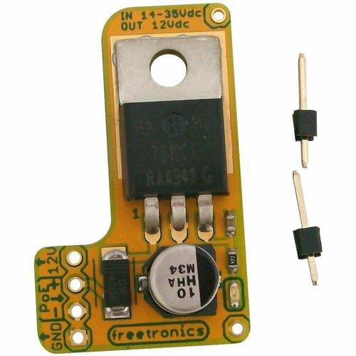 Power-over-Ethernet Regulator 14-24V