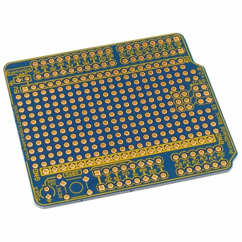 ProtoShield Basic for Arduino