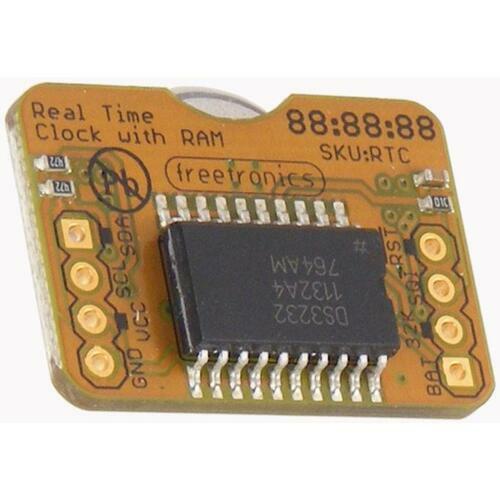 Real Time Clock (RTC) Module