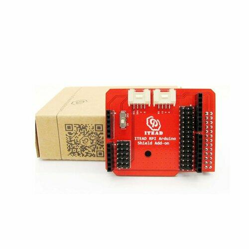 Raspberry Pi Arduino Shield Add-on