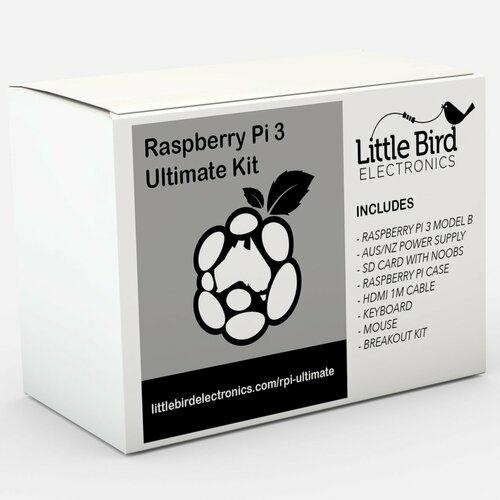 Raspberry Pi 3 Ultimate Pi Kit