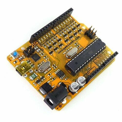 Magpie (100% Arduino Uno Compatible)