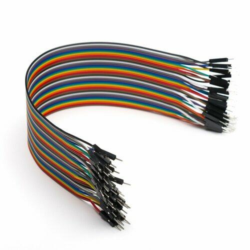 40 pin 30CM Jumper wire M/M