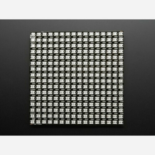 Flexible 16x16 NeoPixel RGB LED Matrix