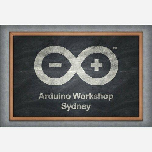 Arduino Workshop Sydney 2016-03-05
