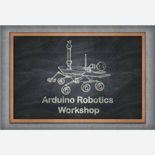 Arduino Robotics Workshop 2016-02-20