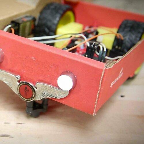 Arduino Robotics Workshop Sydney