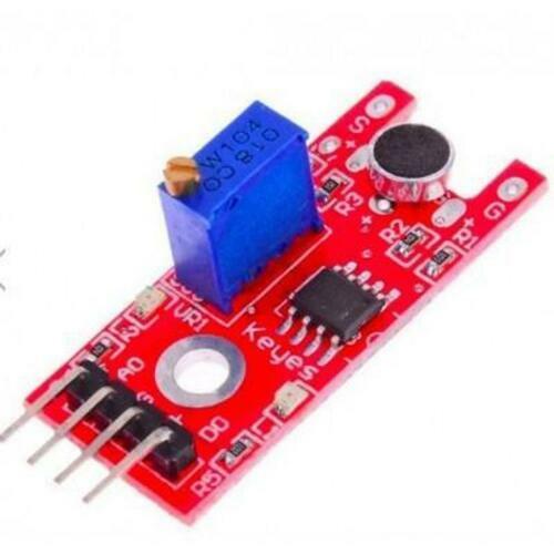 Microphone Sound Sensor Module For Arduino