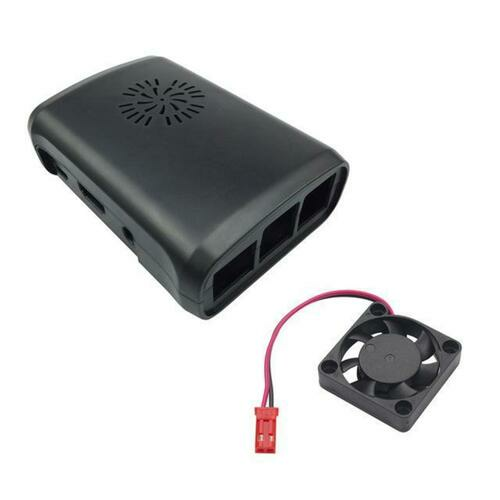ABS case for Raspberry Pi with Fan