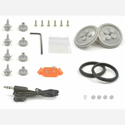 Edison Robot Spare Parts Pack