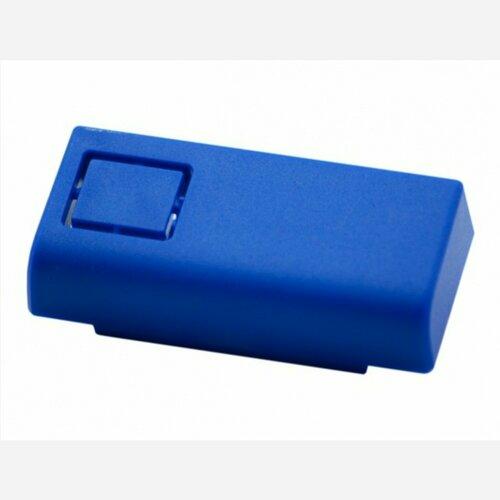 Modular RPi 2 Case - USB  HDMI Cover (Blue)