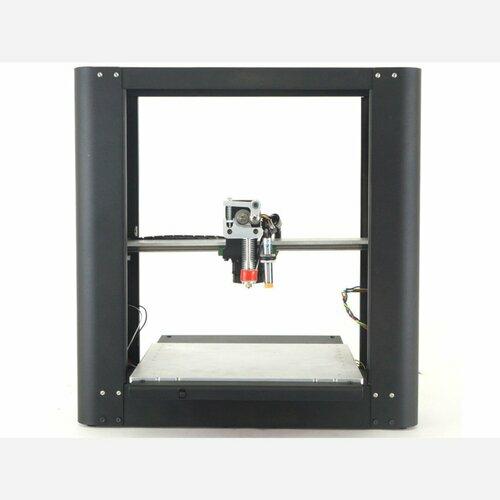 PrintrBot Metal PLUS 3D Printer - Black Assembled [Heated Bed - Model 1504]