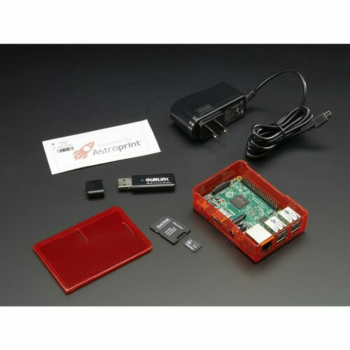 AstroBox pack - Includes Raspberry Pi 2, Model B