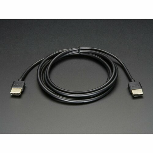 Slim HDMI Cable - 1820mm / 6 feet long