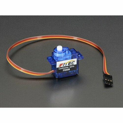 Continuous Rotation Micro Servo [FS90R]