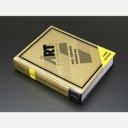 The Art of Electronics 3rd Edition by Horowitz  Hill HARDCOVER [Third Edition]