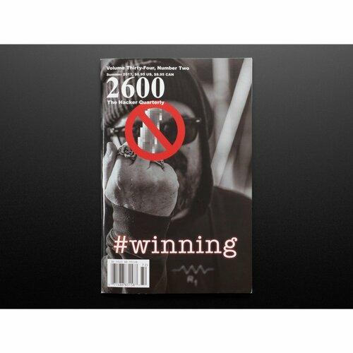 2600: The Hacker Quarterly [Summer 2017]