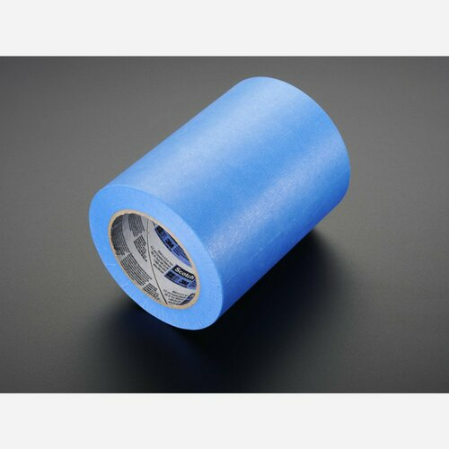 Blue Masking Tape for 3D Printing Plates [60 Yards]