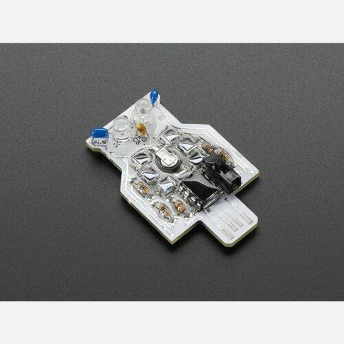 Solar Powered Owl Blinky LED Pendant Kit from Lumen Electronic