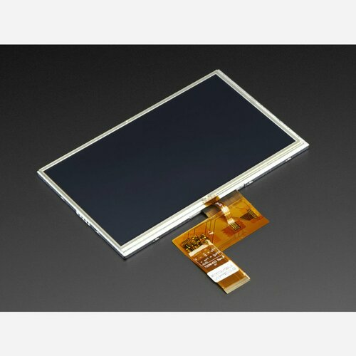 7.0 40-pin TFT Display - 800x480 with Touchscreen