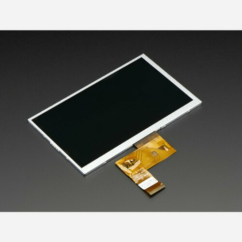 7.0 40-pin TFT Display - 800x480 without Touchscreen