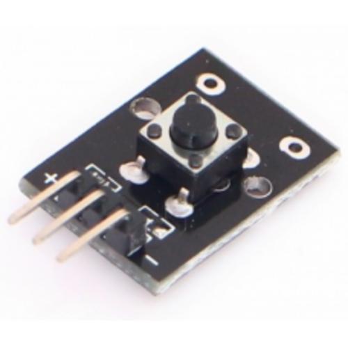 3 pin Button Key Switch Module