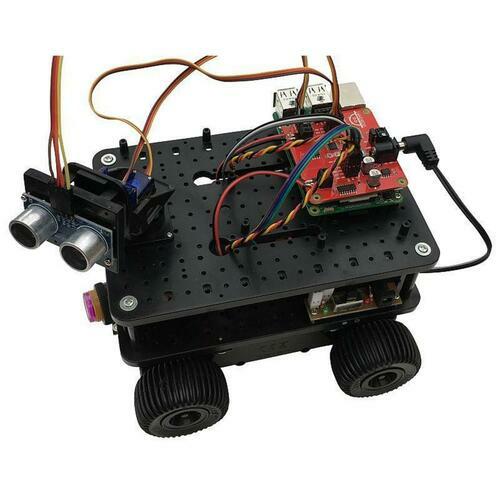 Ultimate Initio Robot Kit for Raspberry Pi