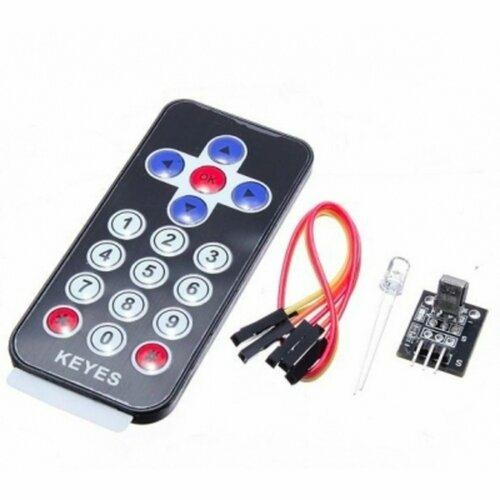 IR Remote Control Kit For Arduino