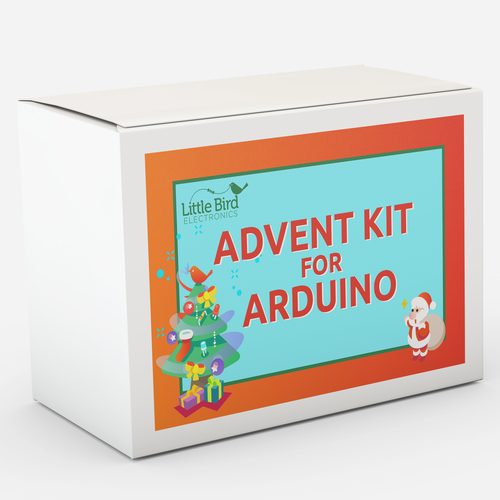 Arduino Advent Kit - unboxed
