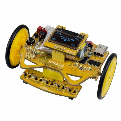RollbotMicro STEM Learning Educational DIY Robotics Kit