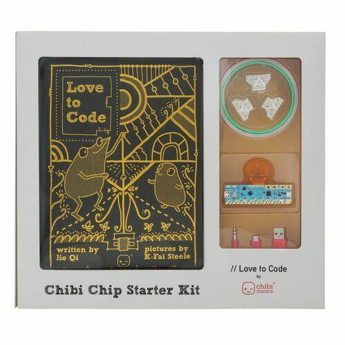 Chibi Tronics - Chibi Chip Starter Kit