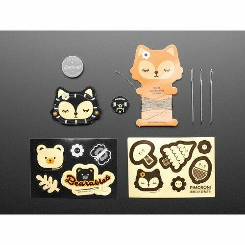 Pimoroni Bearables Fox Kit