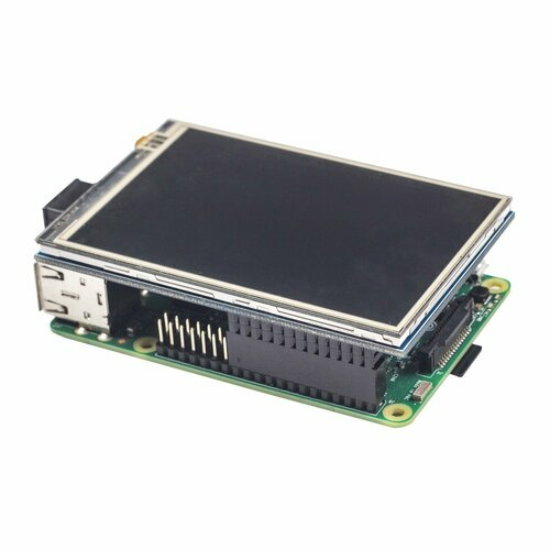 3.5 TFT LCD Display 480x320 RGB Pixels Touch Screen Monitor for Raspberry Pi