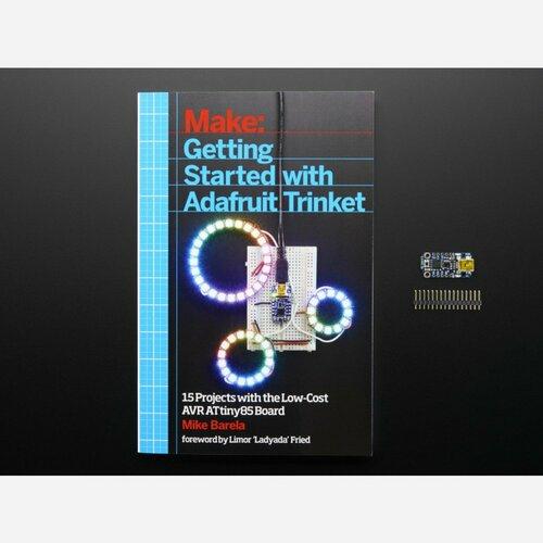 Getting Started with Trinket Book + Adafruit Trinket 5V Kit Pack