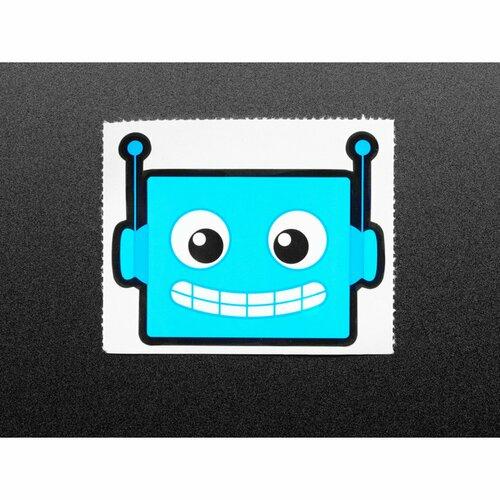 AdaBot Head Sticker