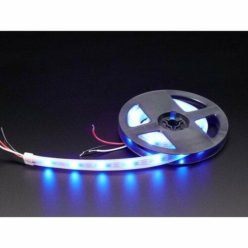 Adafruit NeoPixel UV LED Strip with 32 LED/m - White PCB - 1M