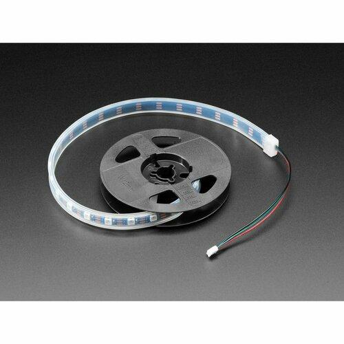 Adafruit NeoPixel LED Strip with 3-pin JST Connector - 60 LED/meter / 0.5 Meter