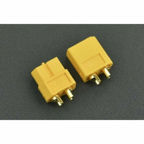 High Quality Gold Plated XT60 Male  Female Bullet Connector