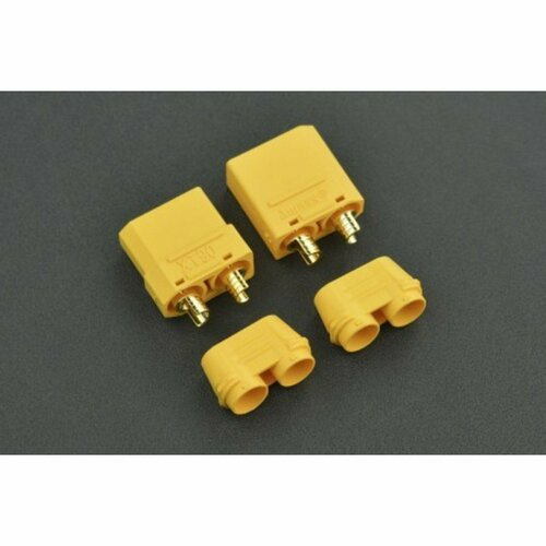 High Quality Gold Plated XT90 Male  Female Bullet Connector