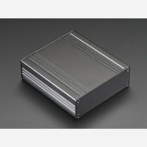 Extruded Aluminum Box - 94mm x 83mm x 30mm
