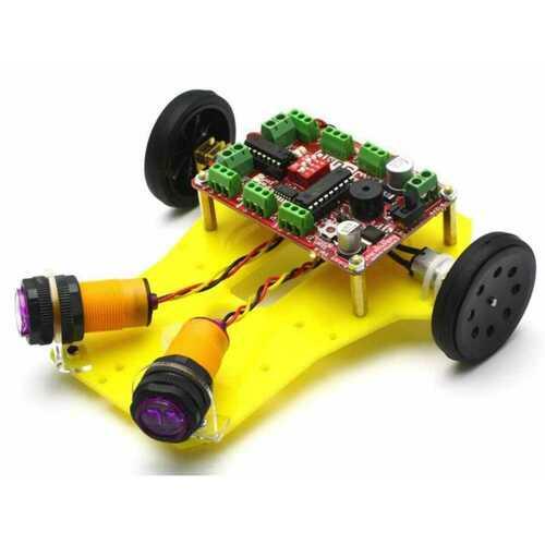 Obstacle Avoidance Robot Kit